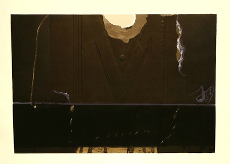8.-Tapies. Seven lithographs